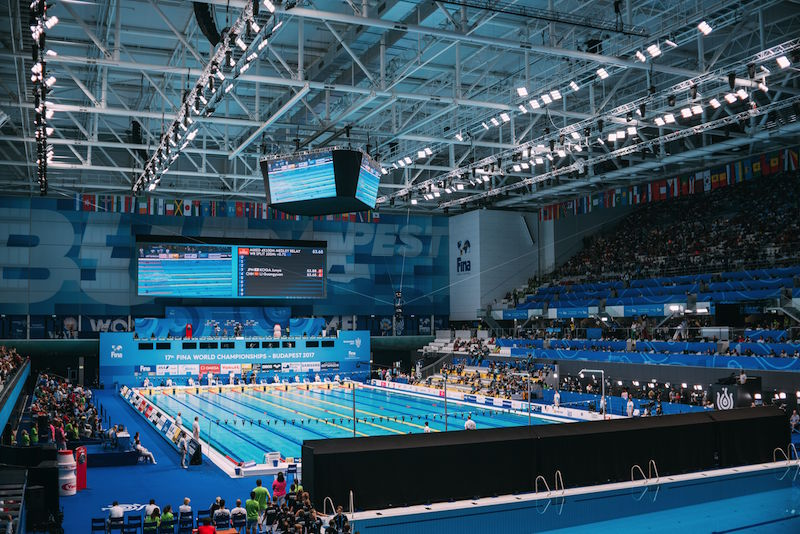 17th FINA World Championships and World Masters Championships