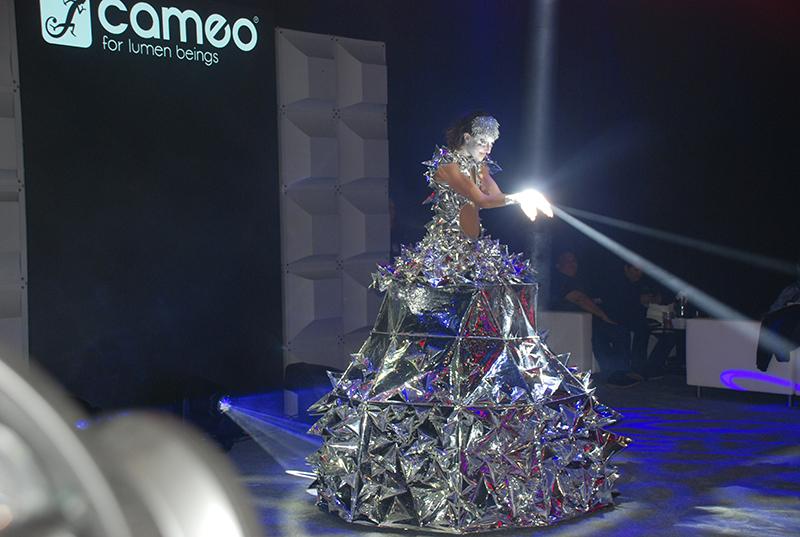 Adam Hall Group and Cameo Lighting