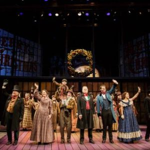 its a christmas miracle a christmas carol at the geva theatre center in rochester ny plsn