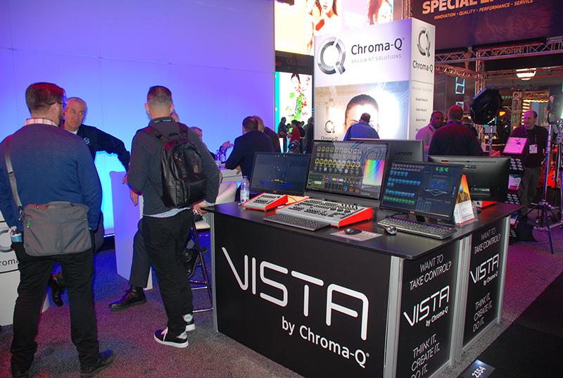 Chroma-Q Vista