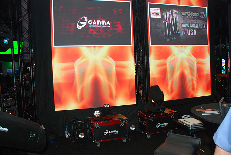 Gamma LED Vision