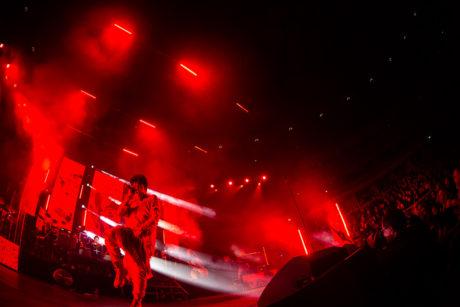 """Gary Numan's """"Savage"""" Tour Pairs Lighting and Video with Avolites"""