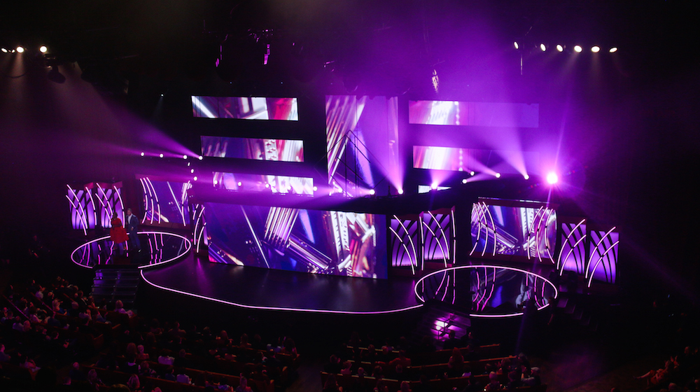 K-Love Fan Awards\' Annual Ceremony Gets LED Video Assist from Elite ...
