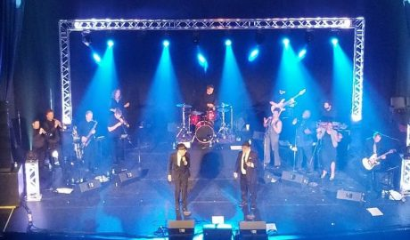 Jeff Hinton Pumps Up Late Nite Blues Brothers Benefit With