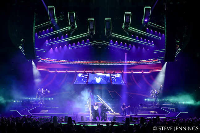 Muse 'Simulation Theory' World Tour « PLSN