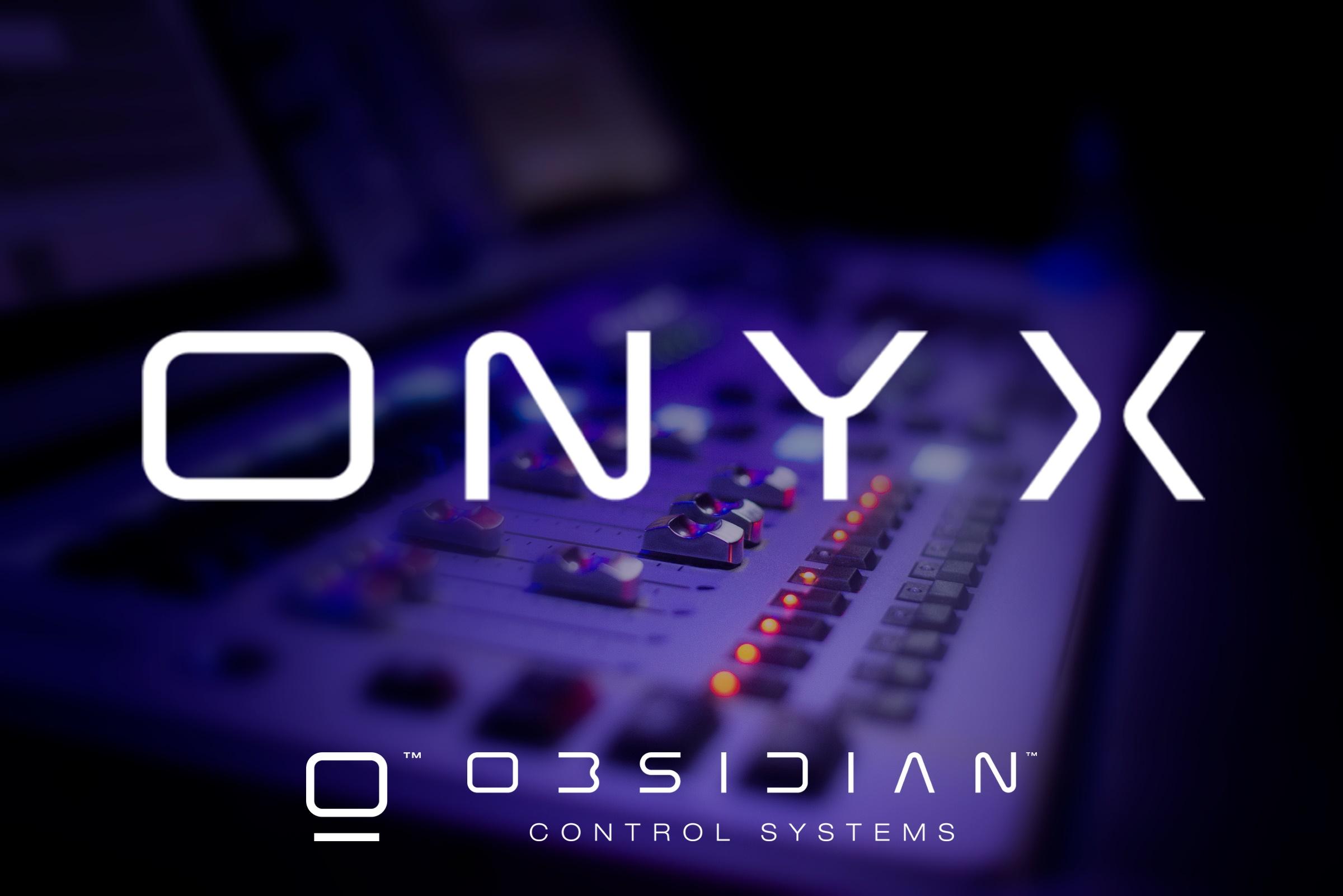 ONYX Lighting Control Platform from Elation's Obsidian