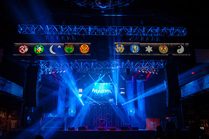 Hatch Awards in Boston Get Grammy Style Looks with Chauvet Professional Fixtures